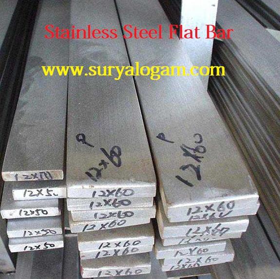 Plat Strip Stainless Steel - Flat Bar